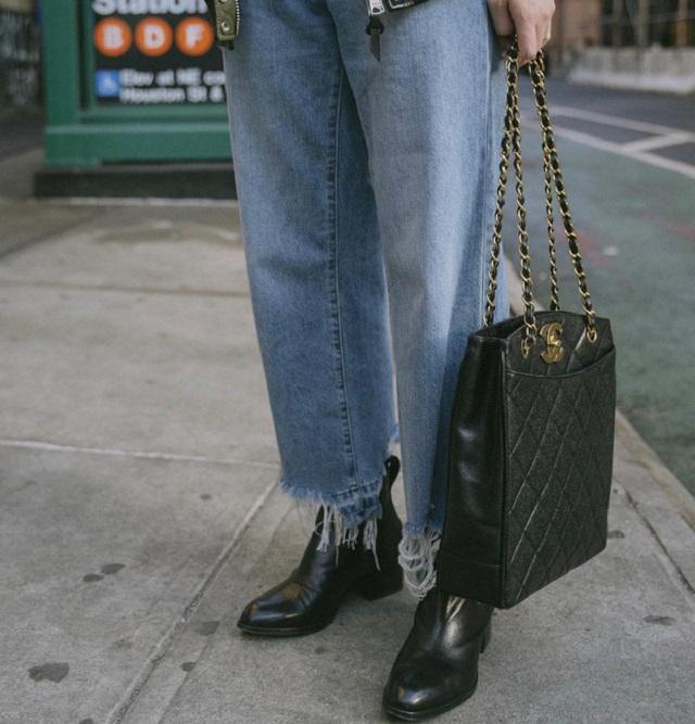 Mix quần jean với 4 mẫu giày sau, phong cách của bạn sẽ thăng hạng vượt bậc