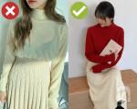 3 lỗi diện áo len nơi công sở chị em nên tránh
