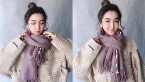 5 cách quàng khăn siêu xinh nàng nào cũng nên thử