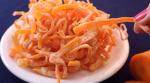 Chia sẻ cách làm mứt cà rốt sợi ngon đẹp tự nhiên cho ngày Tết