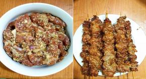 Làm Thịt Xiên Nướng Thơm Ngon Tại Nhà Với Công Thức Đơn Giản