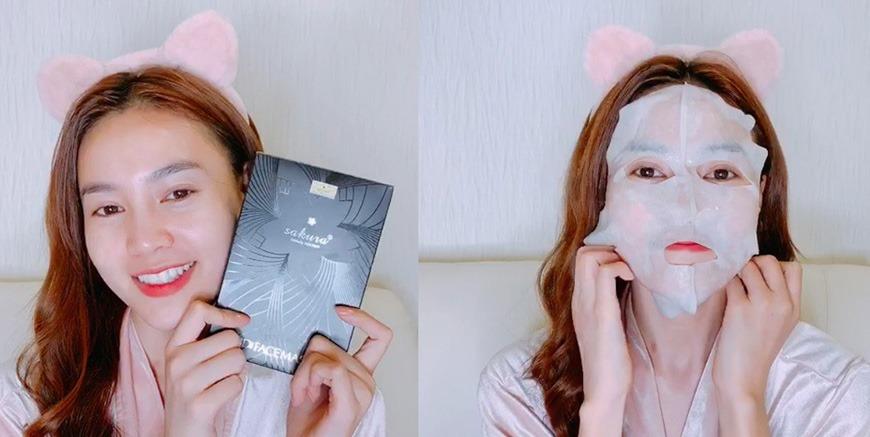 3 Loại Mask cấp ẩm cho da mỗi ngày