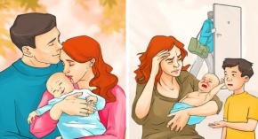 Có 1 Đứa Con, Bố Mẹ Phải Mất 5 Năm Để Cân Bằng Lại Cuộc Sống, Được Ngủ Ngon Và Giữ Lửa Hạnh Phúc