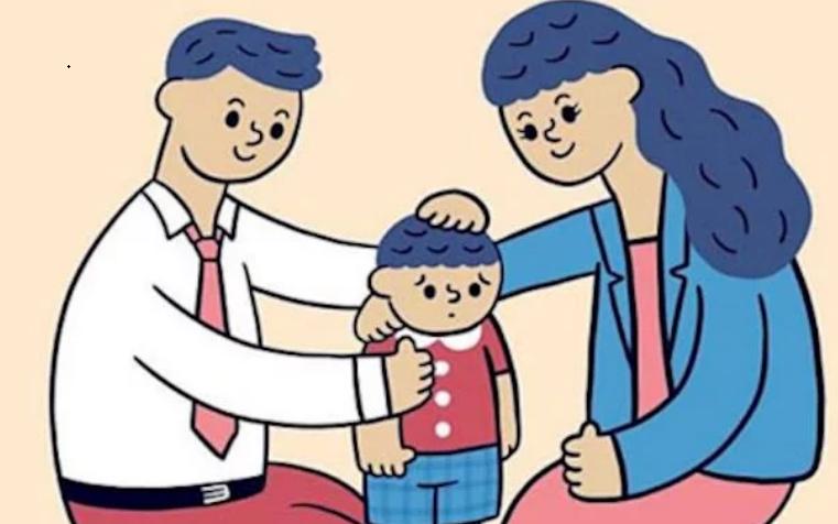 Thực Tế Cho Thấy, Bố Mẹ Yêu Thương Nhau Dễ Nuôi Dạy Những Đứa Con Xuất Sắc