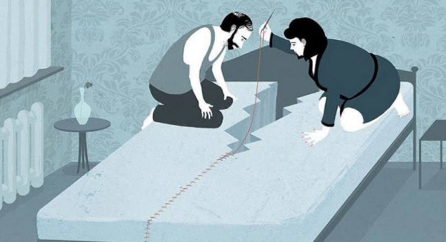 Là Vợ Chồng, Thương Nhau Còn Không Hết Nên Đừng Làm Tổn Thương Nhau Bởi Lời Nói