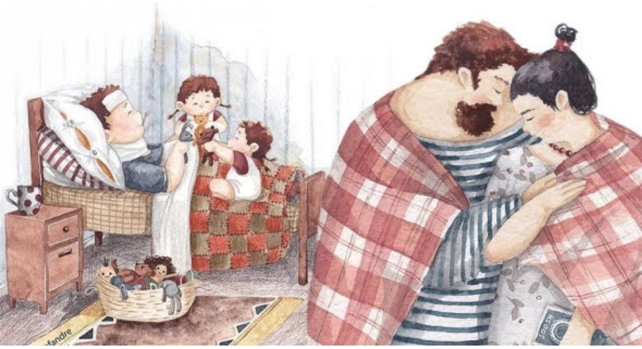 Vợ Hay Chồng Ai Đi Làm Về Mà Chẳng Mệt, Nên Hãy Quan Tâm Nhau Chút Cho Cuộc Sống Bớt Nặng Nề
