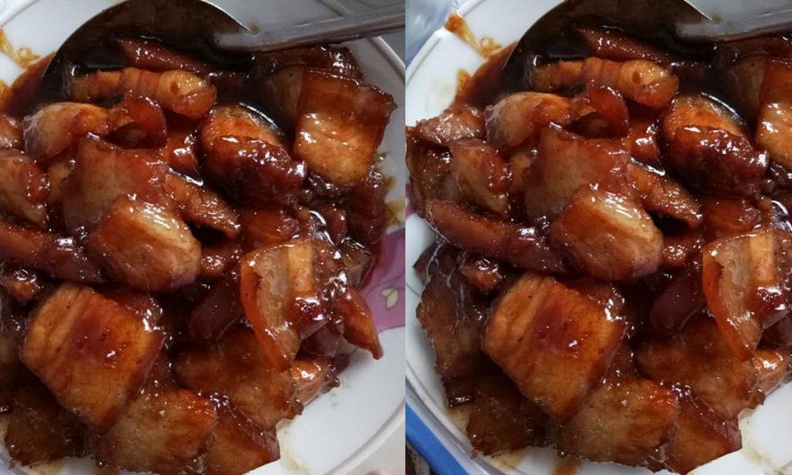 Cách làm thịt ba chỉ khìa nước dừa đậm đà, có màu đẹp