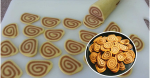 Cách làm bánh tai heo thơm giòn tại nhà nhâm nhi buổi tối