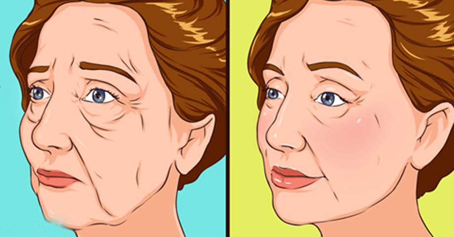 10 cách đơn giản giúp loại bỏ tình trạng da mặt và da cổ chảy xệ