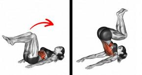 10 động tác đơn giản giúp chị em lấy lại bụng phẳng, eo thon