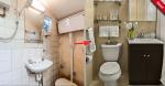 Phòng tắm sạch bóng như khách sạn 5 sao, bí quyết đơn giản là đây