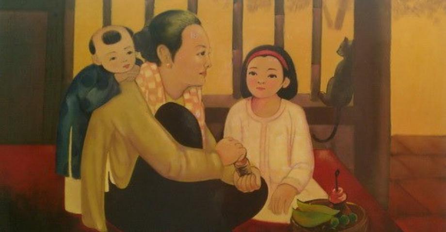 Có một người thân hy sinh tất cả mang tên bà ngoại, ai đã làm mẹ đều nợ ngoại vạn lời cảm ơn