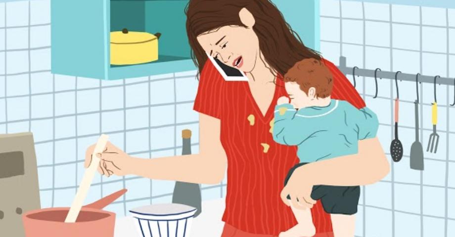 Phía sau đứa trẻ xấu tính thường có một người mẹ không ổn định về mặt Cảm Xúc