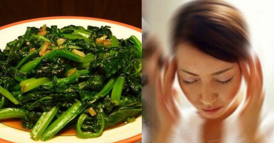 Những loại rau củ giúp đẩy máu lên não, người rối loạn tiền đình hết đau đầu chóng mặt