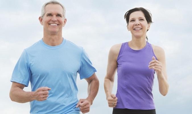 Chạy bộ đúng cách ở tuổi trung niên