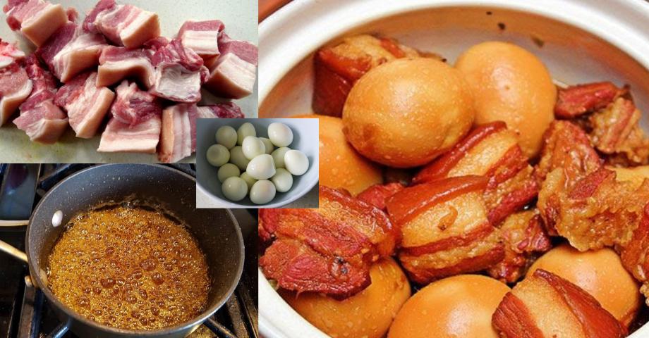 Bí quyết đun thịt kho tàu lên màu siêu đẹp, thịt mềm thơm đậm đà