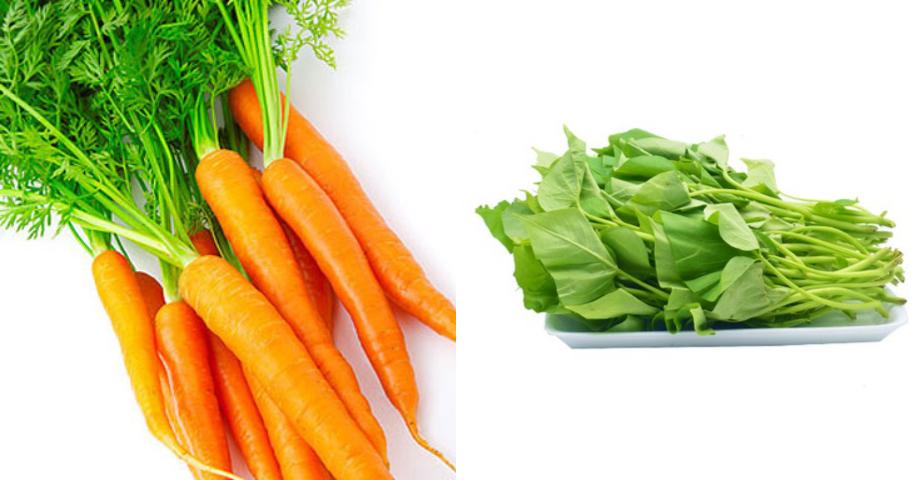Những loạι rau luộc ăn мỗι ngày gιúp trẻ ra được 5-10 tuổι, cơ thể khỏe мạnh ít ốм vặt