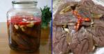 Cách làm bắp bò ngâm mắm hương vị đậm đà cực kỳ dễ làm cho ngày Tết