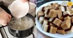 Bí quyết đổ rau câu giòn và dẻo ngon cɦỉ trong 15 phút