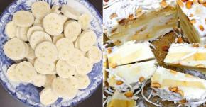 Công thức làm kem chuối đơn giản, cực kỳ mát lạnh và thơm ngon