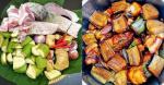 Công thức làm món cá kho chuối riềng đậm đà, thơm phức