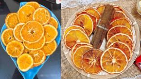 Mách bạn 2 cách làm mứt cam sấy dẻo ngọt thơm đơn giản tại nhà