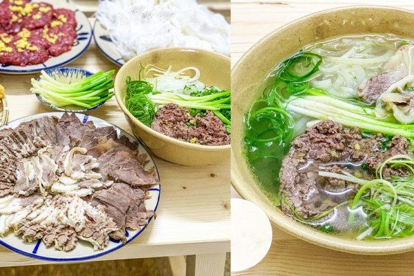 Cách nấu phở bò ngon, nước trong vị đậm đà