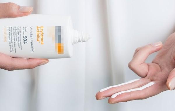 Mẹo bôi kem chống nắng 2 ngón tay: Mẹo đơn giản mà hiệu quả không ngờ tới