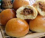 Chỉ bạn cách làm bánh mì thịt xá xíu bằng nồi chiên không dầu và lò nướng ngon, đơn giản