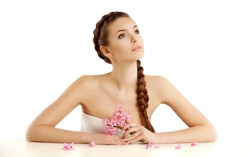 Phương pháp làm hồng nhũ hoa