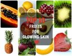 Top 10 loại trái cây làm trắng da bạn nên biết