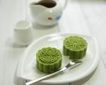 Bánh dẻo tuyết trà xanh thanh ngon hoàn hảo cho Trung thu