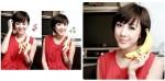 Ăn kiêng bằng chuối Seo In Young giảm 6 kg