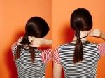 Những kiểu tóc đẹp dễ làm để đội mũ bảo hiểm