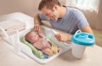 3 bước tắm cho trẻ sơ sinh an toàn tại nhà