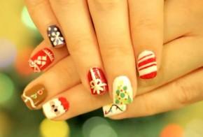 Cách vẽ 10 mẫu nail tuyệt đẹp dành riêng cho Giáng sinh