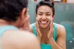 Những sai lầm các nàng cần tránh khi rửa mặt