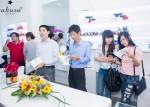 Khai trương showroom mỹ phẩm Sakura tại Việt Nam