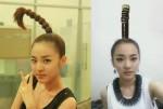 """""""Chết cười"""" với những kiểu tóc độc của sao Hàn"""