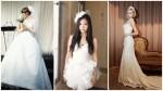 Top 10 sao nữ Kpop mặc váy cưới đẹp nhất