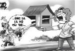 Luật nhân quả đối với người ác khẩu