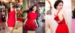 Kiều nữ Việt lôi cuốn với gam màu tình yêu