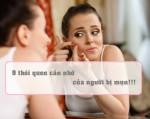 9 thói quen cần nhớ của người bị mụn