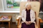 """Cụ bà 109 tuổi: """"Muốn sống thọ hãy nói không với đàn ông!"""""""
