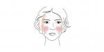 Hướng dẫn đánh má hồng phù hợp với từng khuôn mặt