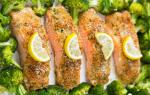 Cá hồi nướng giấy bạc thơm ngon, bổ dưỡng