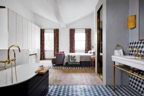 Những ý tưởng thiết kế lạ mắt cho phòng ngủ thêm đẹp