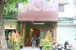 Phở Sánh - Nơi tôn vinh ẩm thực Việt