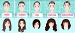 Cách tự xác định kiểu tóc nào phù hợp với khuôn mặt bạn