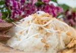 Nấu xôi dừa kiểu mới ngọt thơm cho bữa sáng